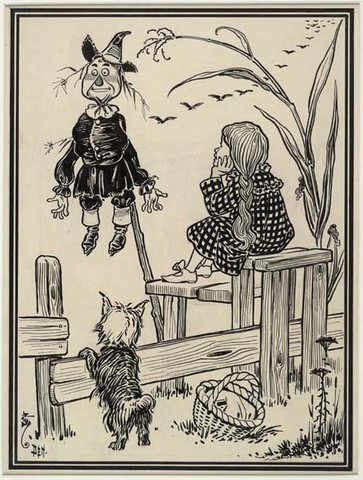 Dorothy_and_the_Scarecrow_1900