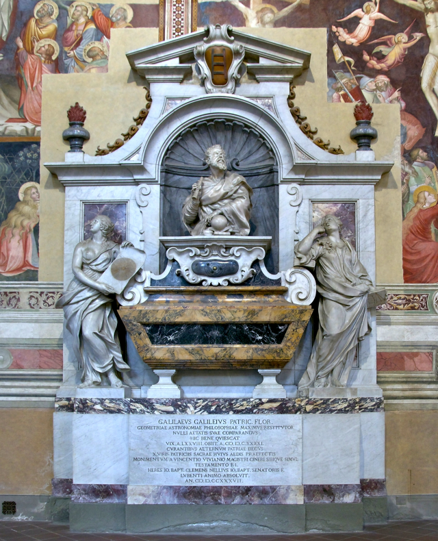 Galileo tomb