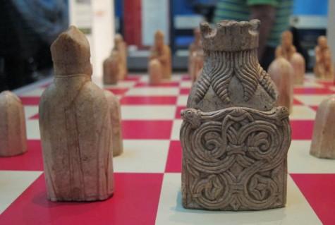 more chessmen