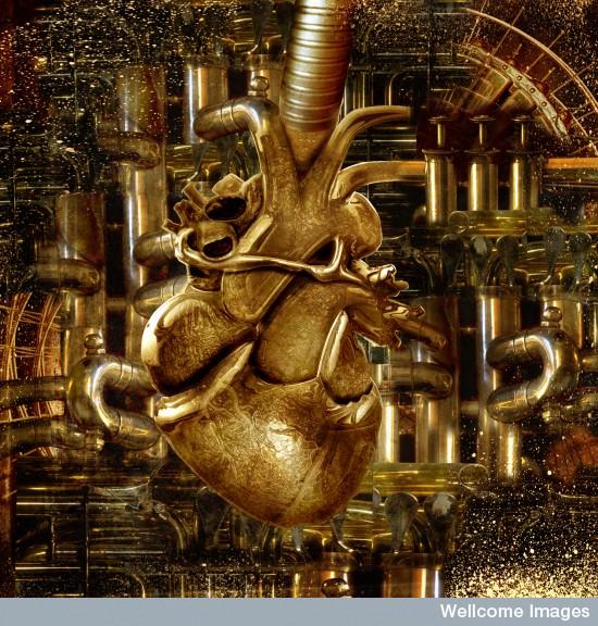B0005911 Mechanical heart