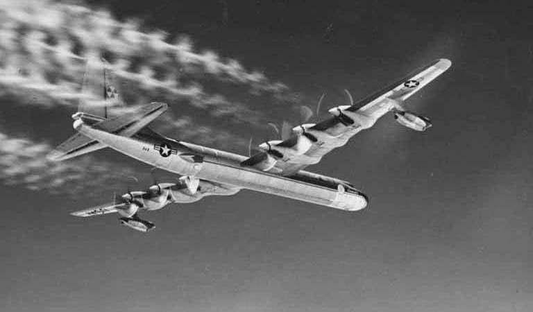 Convair_NB-36H_airplane,_the_first_aircraft_to_fly_with_an_operating_atomic_reactor_aboard