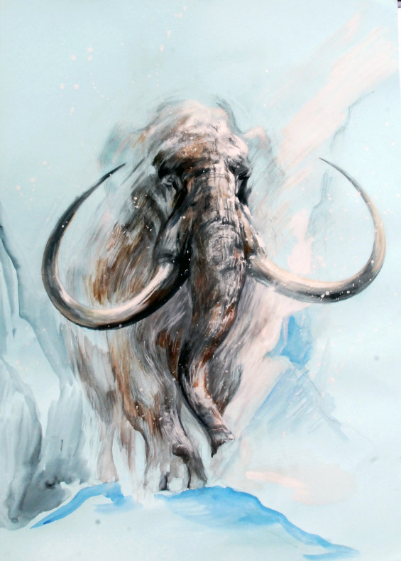 Mammoth dream