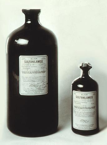 Elixir_Sulfanilamide