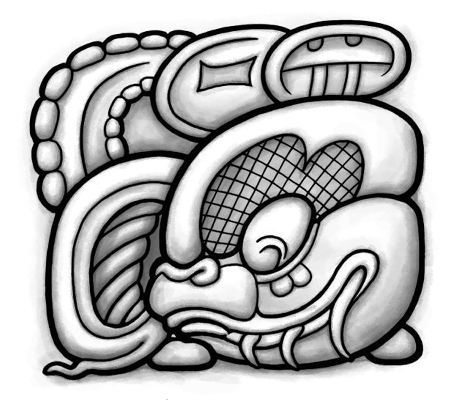 The last word on nothing how to read ancient mayan snake glyph biocorpaavc